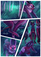 Crossed Claws ch5 p40 by geckoZen
