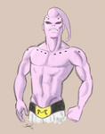 Pastel Buu by ooCupcake256xx