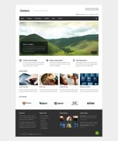 Centum - Business Template by eXorcist-pl