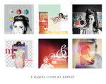 Marina-icons-11-9-14 by fauxism-org