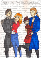 GIFT A Very Merry Les Mis Christmas GIFT by I3-byUsagi