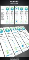 Pricing table by graphicstock
