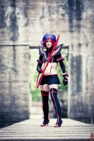 Kill la Kill by Aislou