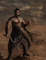 Khal Drogo by Lannarty