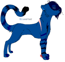 No 2. Bluestar by ghosty-Cat