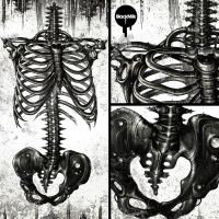 Blackmilk X Shichigoro -Mechanical Ribs by shichigoro756