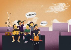 Banda Katalaka by flyingblind