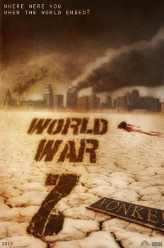 World War Z - Movie Poster by fauxster