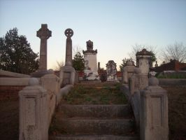 The Gresham Family Cemetery by Cami-Monster