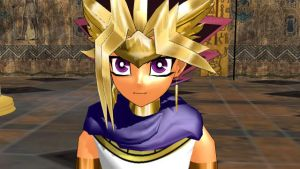Atem Close up 2 by MMDLowdisan