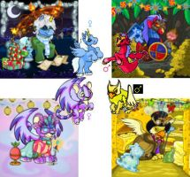 My Pets from Neopets by PinkysunTransformice