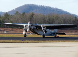 Ford Trimotor by InDeepSchit