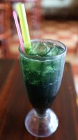 wheat grass drink by jeffzz111