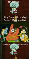 No Patrick: Hobbies and Sexual Proclivities by Popculture-Patron