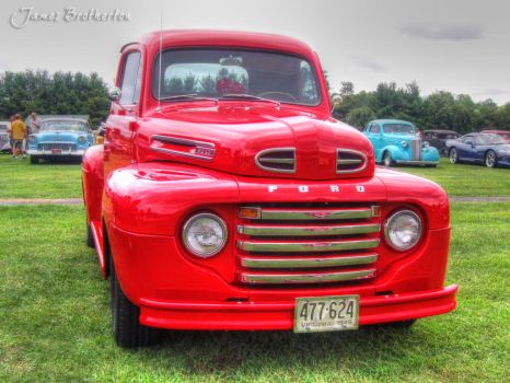 49 Ford Truck by jim88bro