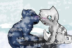 Skaiaow - Winter by dr4gonic