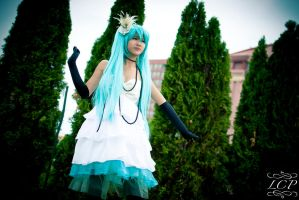 Vocaloid - Miku (Camellia) 3 by LiquidCocaine-Photos