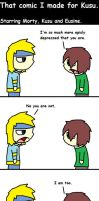 Comic For Kusu by Boo810