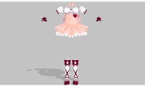 MMD Cute Cupid set by amiamy111