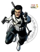Punisher - Marvel vs Capcom 3 by AverageSam