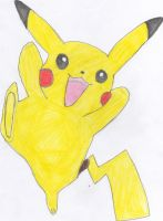 Pika!!! by paigeysals