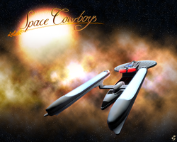 Space Cowboys WP - fertig by Stinkehund
