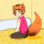 My lovely Foxxy by IbiscoRosa