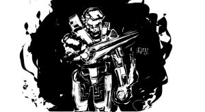 Master Chief - Halo by Lazebe