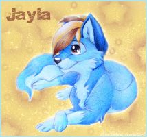 Jayla by PixelRaccoon