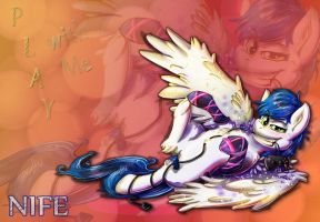 Nife Wallpaper by Pimander1446