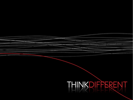 think different 2 by gerar2