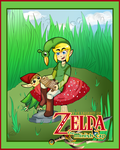 The Legend of Zelda: The Minish Cap by Mock1ngJay