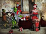 Santa's assistant is missing by carmag34