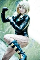 DC Comics: Black Canary by Nami06