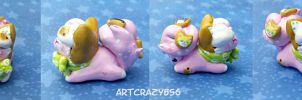 Soosh Sculpt 1 (Updated Pictures) by artcrazy856