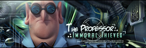 The Professor Signature by bobbydigital72