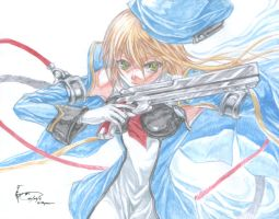 Noel Vermillion Battle Mode by Nick-Ian