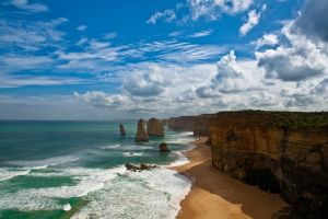 The Twelve Apostles by Mridout