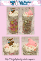 .: Lolita Jar Set 3 :. by moofestgirl
