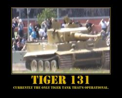 Tiger 131 at Tankfest 2012 by Onikage108