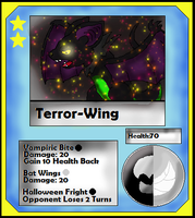 Terror-Wing (Adopt) by Dianamond
