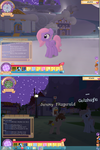 Violet's Adventures in the Legends of Equestria by violetandblaire