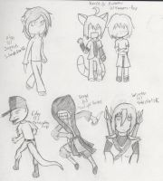 VSOCT chibi batch 2 by Unknown-Variable
