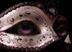 The eyes behind the mask by zillah-solis