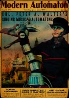 Modern Automaton by IndianaPopovich