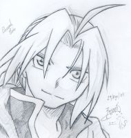 Edward Elric :heart: by Yueni
