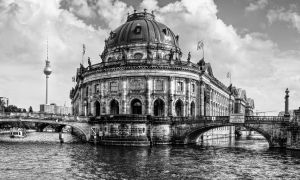 Bode Museum in Berlin by pingallery