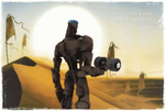Mata Nui's training by DarthDestruktor