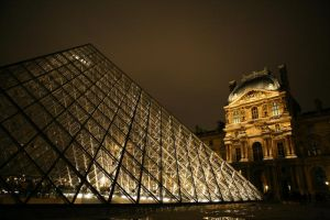 Musee du Louvre 2 by matmoon