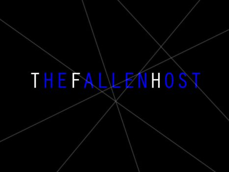 The Fallen Host - Fleeting Sines logo by The-Cry-Of-Mankind